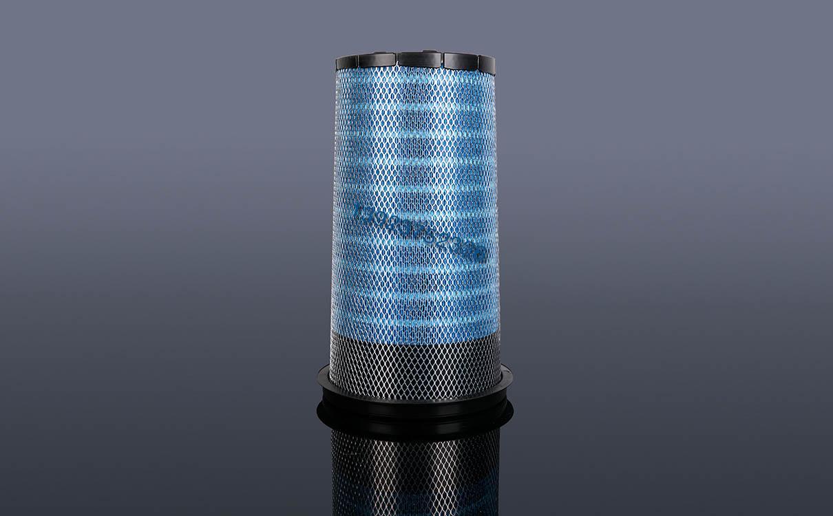 壽力納米錐形螺旋高效自潔過濾器